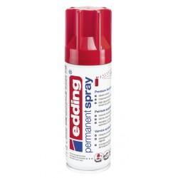 Edding - 5200 pintura acrílica 200 ml Rojo Bote de spray