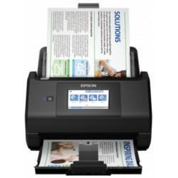 Epson - WorkForce ES-580W ADF + escáner alimentado por hojas 600 x 600 DPI A4 Negro
