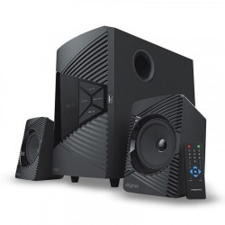 Creative Labs - SBS E2500 30 W Negro 2.1 canales