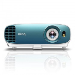 Benq - TK800M videoproyector Proyector para escritorio 3000 lúmenes ANSI DLP 2160p (3840x2160) 3D Azul, Blanco