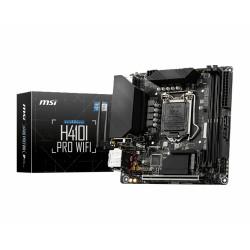 MSI - H410I Pro Wifi Intel H410 LGA 1200 mini ITX