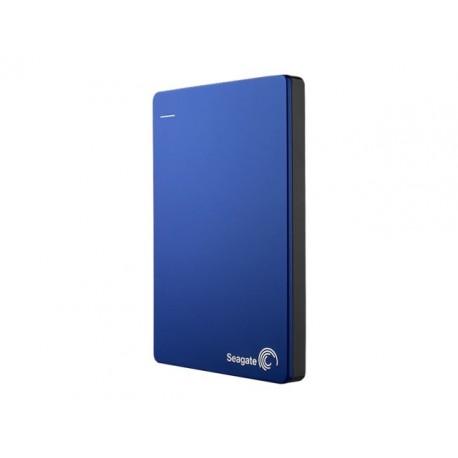 Seagate - Backup Plus Slim 1TB 1000GB Azul disco duro externo