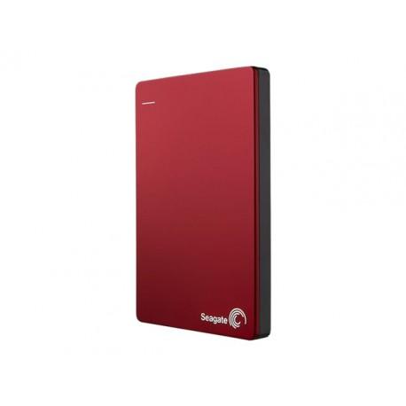 Seagate - Backup Plus Slim 1TB 1000GB Rojo disco duro externo