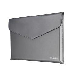 """Dynabook - PX1857E-1NCA maletines para portátil 35,6 cm (14"""") Funda Plata"""