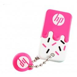HP - v178p unidad flash USB 32 GB USB tipo A 2.0 Rosa, Blanco