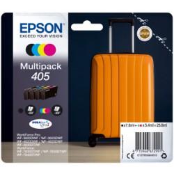 Epson - Multipack 4-colours 405 DURABrite Ultra Ink - C13T05G64020