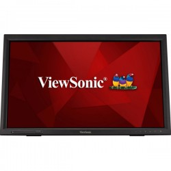 "Viewsonic - TD2423 monitor pantalla táctil 60,5 cm (23.8"") 1920 x 1080 Pixeles Multi-touch Multi-usuario Negro"