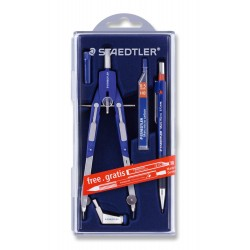 Staedtler - comfort 552 Azul, Gris - 552 01 PR1