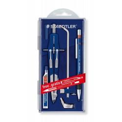 Staedtler - comfort 552 Azul, Gris - 552 02 PR1
