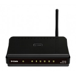 D-Link - DIR-600 Ethernet rápido Negro router inalámbrico