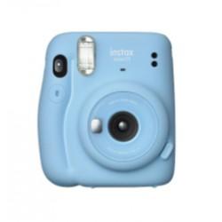 Fujifilm - instax mini 11 62 x 46 mm Azul - MINI11BLPAPIR