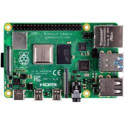 Raspberry Pi - 4 Model B placa de desarrollo 1500 MHz BCM2711 - RBP4-8GB
