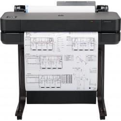 HP - Designjet T630 impresora de gran formato Wifi Inyección de tinta térmica Color 2400 x 1200 DPI 610 x 1897 mm E - 5HB09A#B19