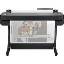 HP - Designjet T630 impresora de gran formato Inyección de tinta térmica Color 2400 x 1200 DPI 914 x 1897 mm