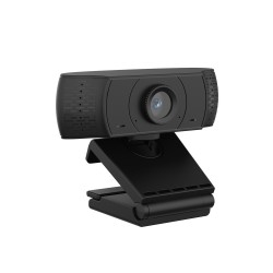 Ewent - EW1590 cámara web 2 MP 1920 x 1080 Pixeles USB Negro