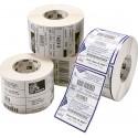 Zebra - Z-Perform 1000T Blanco Perm Adhesive - 3004416