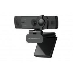 Conceptronic - AMDIS07B cámara web 16 MP 3840 x 2160 Pixeles USB 2.0 Negro