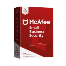 McAfee - Small Business Security Español Licencia completa 1 licencia(s) 1 año(s)