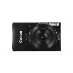 "Canon - Digital IXUS 190 1/2.3"" Cámara compacta 20 MP CCD 5152 x 3864 Pixeles Negro - 1794C011"
