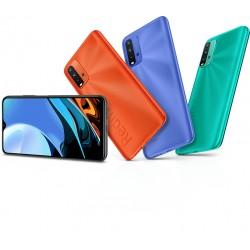 "Xiaomi - Redmi 9T 16,6 cm (6.53"") SIM doble Android 10.0 4G USB Tipo C 4 GB 64 GB 6000 mAh Verde"