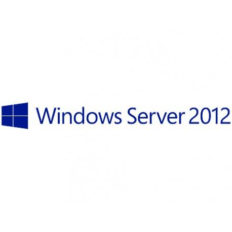 Hewlett Packard Enterprise - Windows Server 2012 R2 Standard ROK E/F/I/G/S