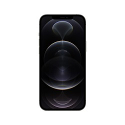 "Apple - iPhone 12 Pro Max 17 cm (6.7"") SIM doble iOS 14 5G 256 GB Grafito"