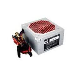Approx - app500LITEN02 unidad de fuente de alimentación 500 W 20+4 pin ATX ATX Gris, Rojo