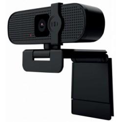 Approx - APPW920PRO cámara web 2560 x 1440 Pixeles USB 2.0 Negro