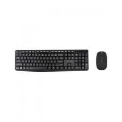 Approx - APPMX335 teclado RF inalámbrico QWERTY Español Negro