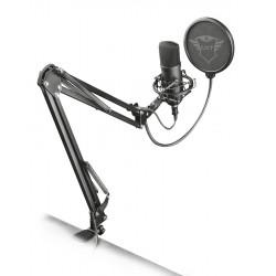 Trust - GXT 252+ Emita Plus Negro Micrófono de estudio