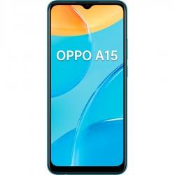 "OPPO - A15 16,6 cm (6.52"") SIM doble ColorOS 7.2 4G 3 GB 32 GB 4230 mAh Azul"