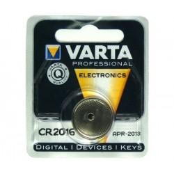 Varta - Primary Lithium Button CR 2016 Batería de un solo uso Óxido de níquel (NiOx)