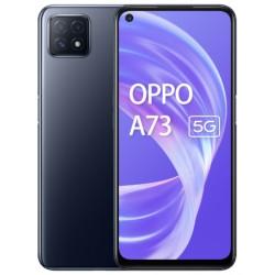 "OPPO - A73 5G 16,5 cm (6.5"") SIM doble ColorOS 7.2 USB Tipo C 8 GB 128 GB 4040 mAh Negro"