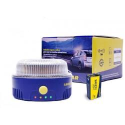 Goodyear - BALIZA LUMINOSA EMERGENCIA SAFETY LIGHT GOODYEAR V16 280057