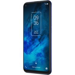 "TCL - 10 5G 16,6 cm (6.53"") SIM única Android 10.0 USB Tipo C 6 GB 128 GB 4500 mAh Azul"