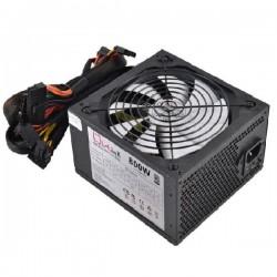 L-Link - LL-PS-800-80+S unidad de fuente de alimentación 800 W 20+4 pin ATX ATX Negro