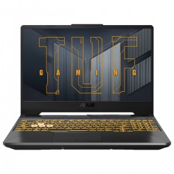 "ASUS - TUF Gaming A15 FA506QM-HN016 - Portátil Gaming de 15.6"" Full HD (Ryzen 7 5800H, 16GB RAM, 512GB SSD, GeForce RTX 3060 6GB"