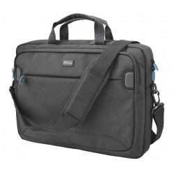 "Trust - Marra maletines para portátil 43,9 cm (17.3"") Bandolera Negro"