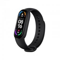 """Xiaomi - Mi Smart Band 6 AMOLED Funda de brazo para monitor de actividad física 3,96 cm (1.56"""") Negro"""