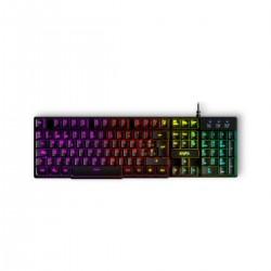 Energy Sistem - ESG K2 Ghosthunter teclado USB QWERTY Español Negro