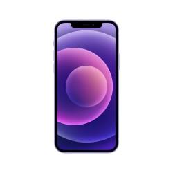 "Apple - iPhone 12 15,5 cm (6.1"") SIM doble iOS 14 5G 64 GB Púrpura"