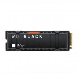 Western Digital - SN850 M.2 500 GB PCI Express 4.0 NVMe - WDS500G1XHE