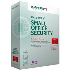 Kaspersky Lab - Small Office Security 3.0 1usuario(s)