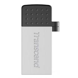 Transcend - JetFlash 380S 32GB 32GB USB 2.0 Tipo A Plata unidad flash USB