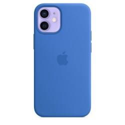 """Apple - MJYU3ZM/A funda para teléfono móvil 13,7 cm (5.4"""") Funda blanda Azul"""