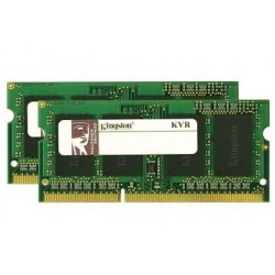Kingston Technology - KVR13S9S6/2 módulo de memoria 2 GB DDR3 1333 MHz