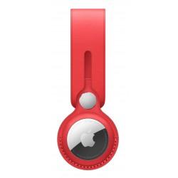 Apple - MK0V3ZM/A llavero y llavero tipo cartera Llavero de anilla Rojo