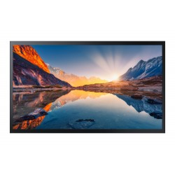 "Samsung - QM55R-T Pantalla plana para señalización digital 139,7 cm (55"") 4K Ultra HD Negro Pantalla táctil"
