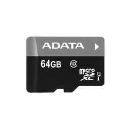 ADATA - Micro SDXC 64GB memoria flash MicroSDXC Clase 10 UHS