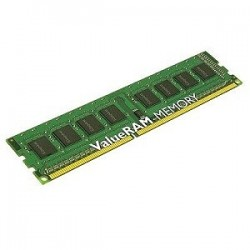 Kingston Technology - ValueRAM 2GB DDR3-1600 2GB DDR3 1600MHz módulo de memoria - 10282387